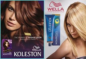 koleston london cut coiffure