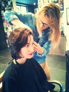 photo Salon de coiffure London Cut